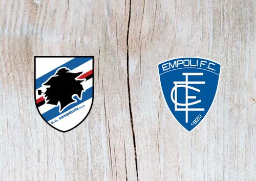 Sampdoria vs Empoli - Highlights 12 May 2019