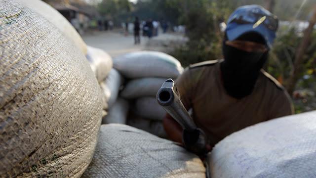 México: Ocho muertos en enfrentamientos de pobladores contra el narco en Guerrero