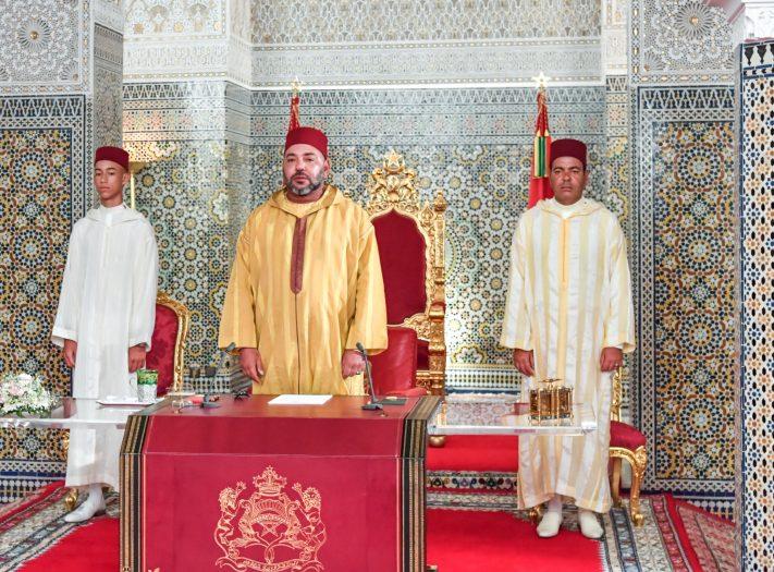 لوبوان الفرنسية:جلالة الملك متشبث بالدفاع عن مصالح إفريقيا