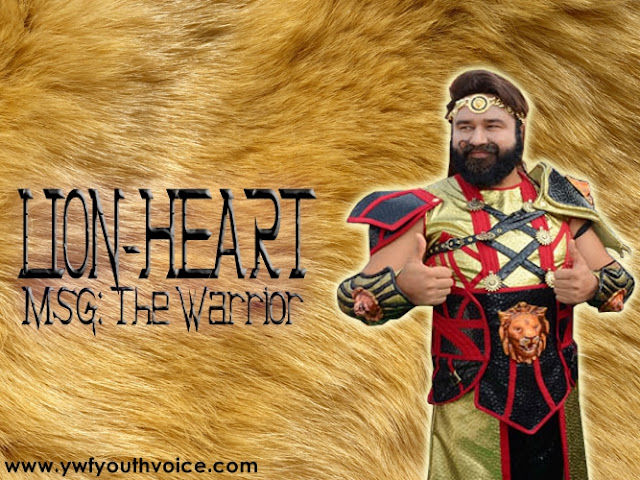 LionHeart: MSG The Warrior