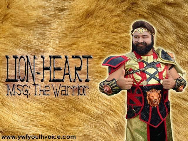 LionHeart: MSG The Warrior