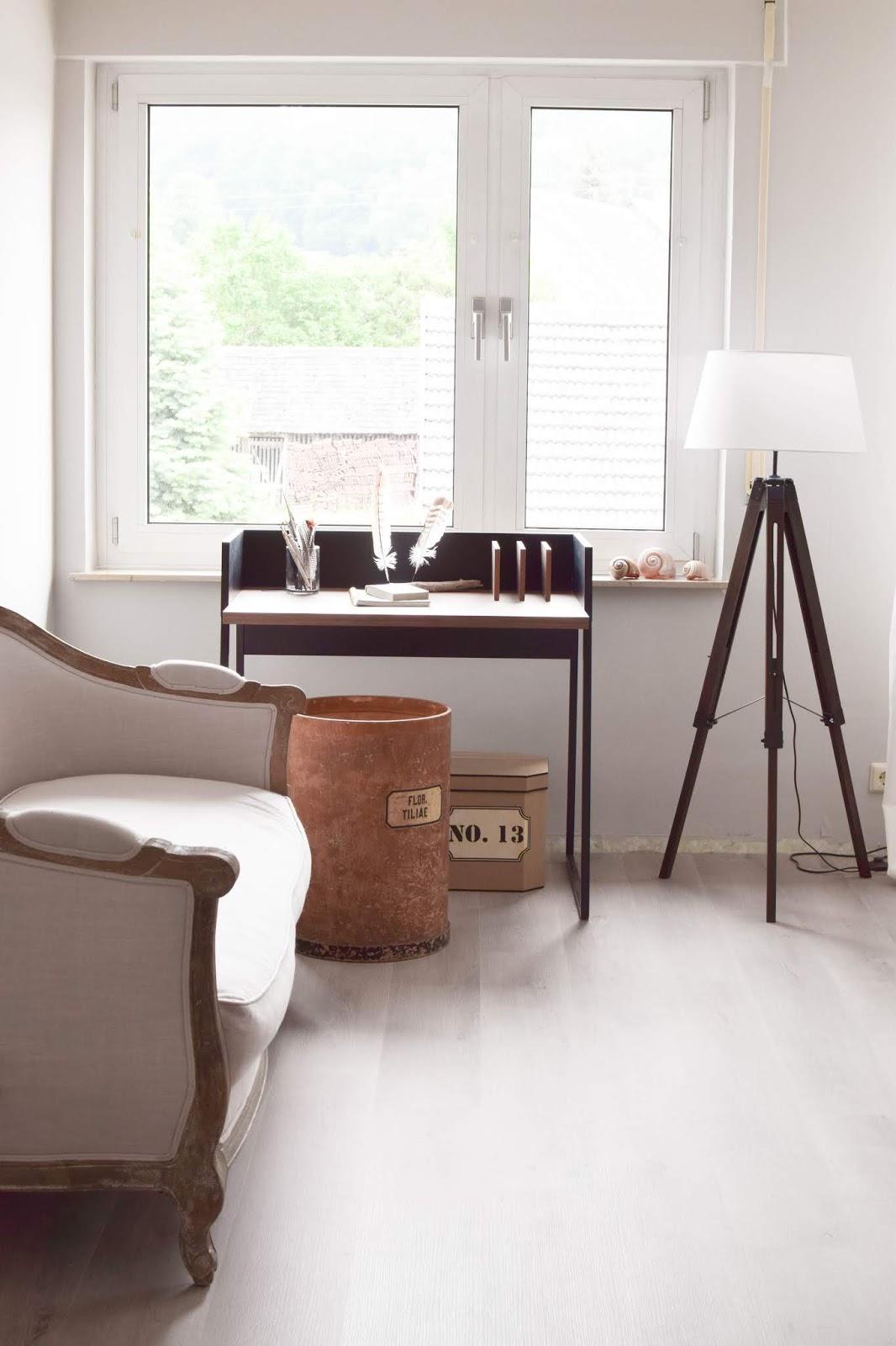Das neue schlafzimmer vorher nachher eclectic hamilton - Renovierung schlafzimmer ...