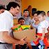 Sedesol Estatal entrega apoyo alimentario permanente para escolares de municipios con alta marginación