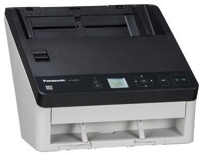 C scanner tin doing away amongst the probability of problematical scan settings Panasonic KV-S1057C Driver Download