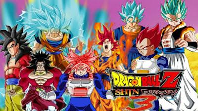 Dragon Ball Shin Battle Of Gods PSP ISO Free Download