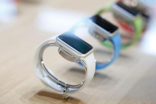 Ranking the Apple Watch's Editorial Appearances Thus Far