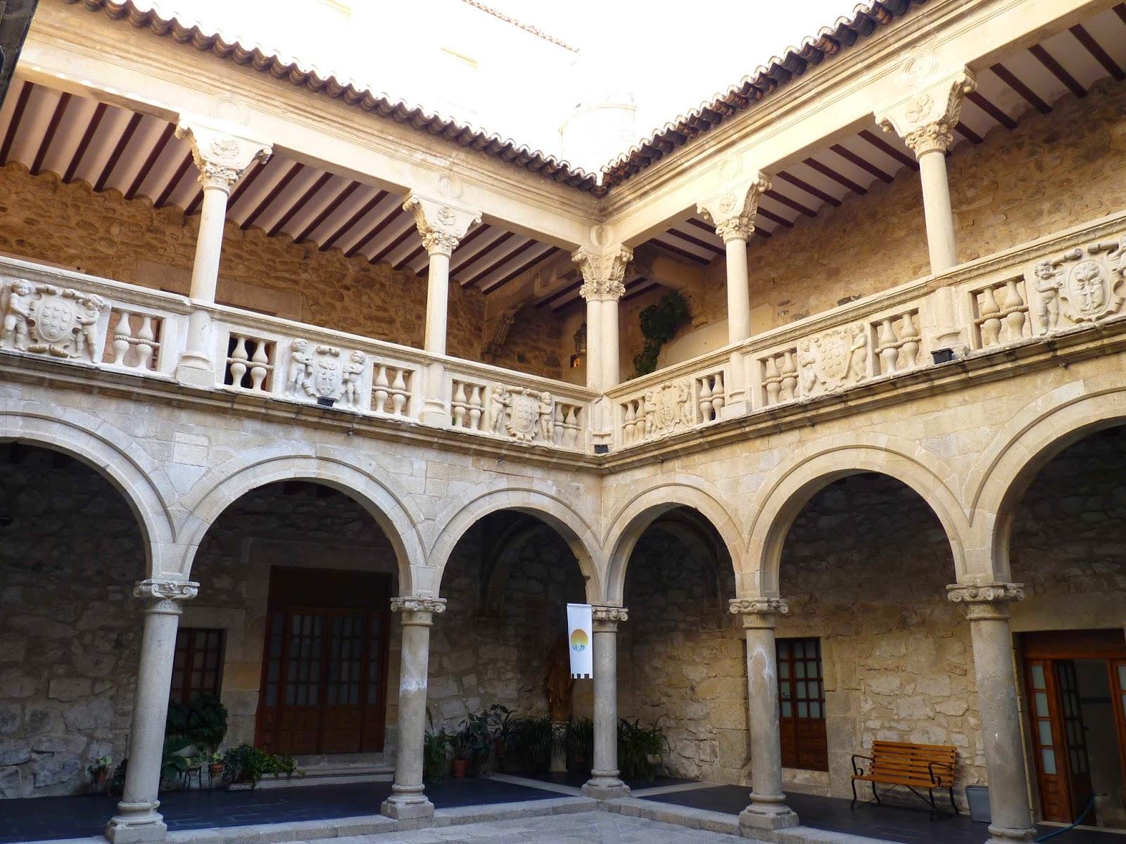 Trujillo, casa natal de Francisco de Orellana.