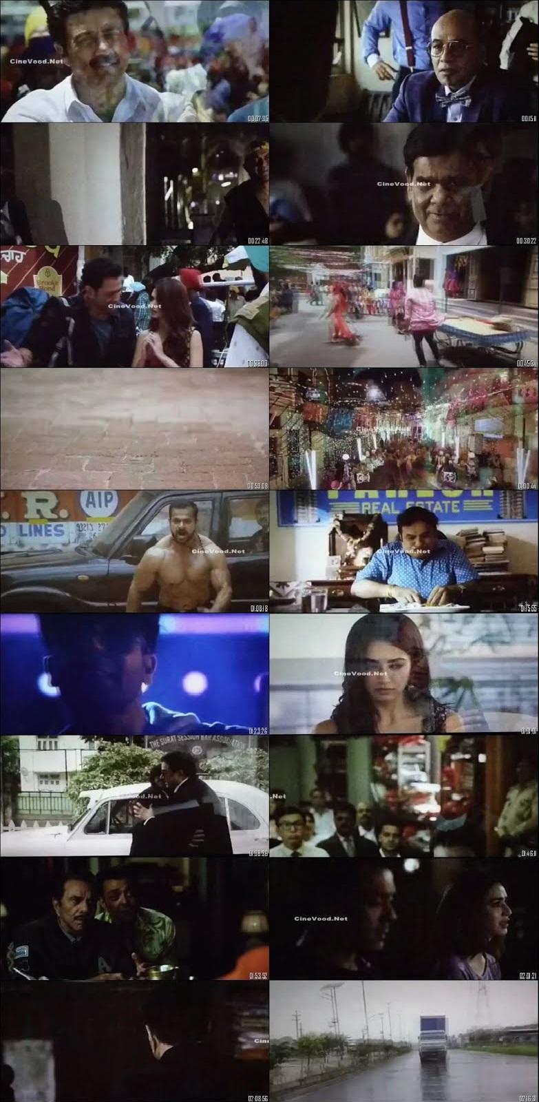 Screen Shot Of Yamla Pagla Deewana Phir Se 2018 300MB Pdvd Full Hindi Movie Watch Online Free Download