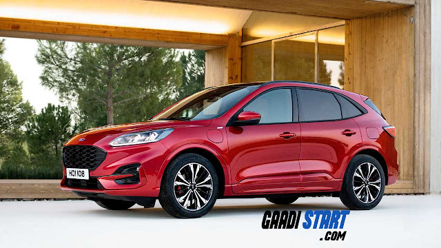 Ford next generation Kuga 2019 - Launched soon