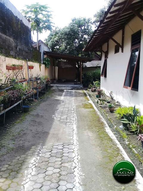 Rumah Luas Asri dekat UGM