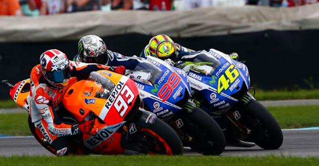 berita motogp : Ini Syarat Marquez Mengunci Gelar Juara Dunia di Motegi