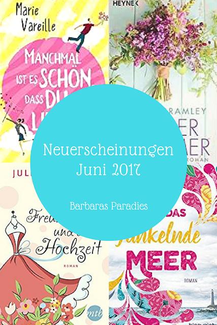 Neuerscheinungen im Juni 2017 #2