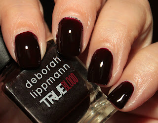 Deborah Lippmann's True Blood-inspired polishes - Let It Bleed