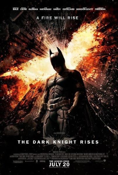 Poster of The Dark Knight Rises 2012 720p BRRip Dual Audio
