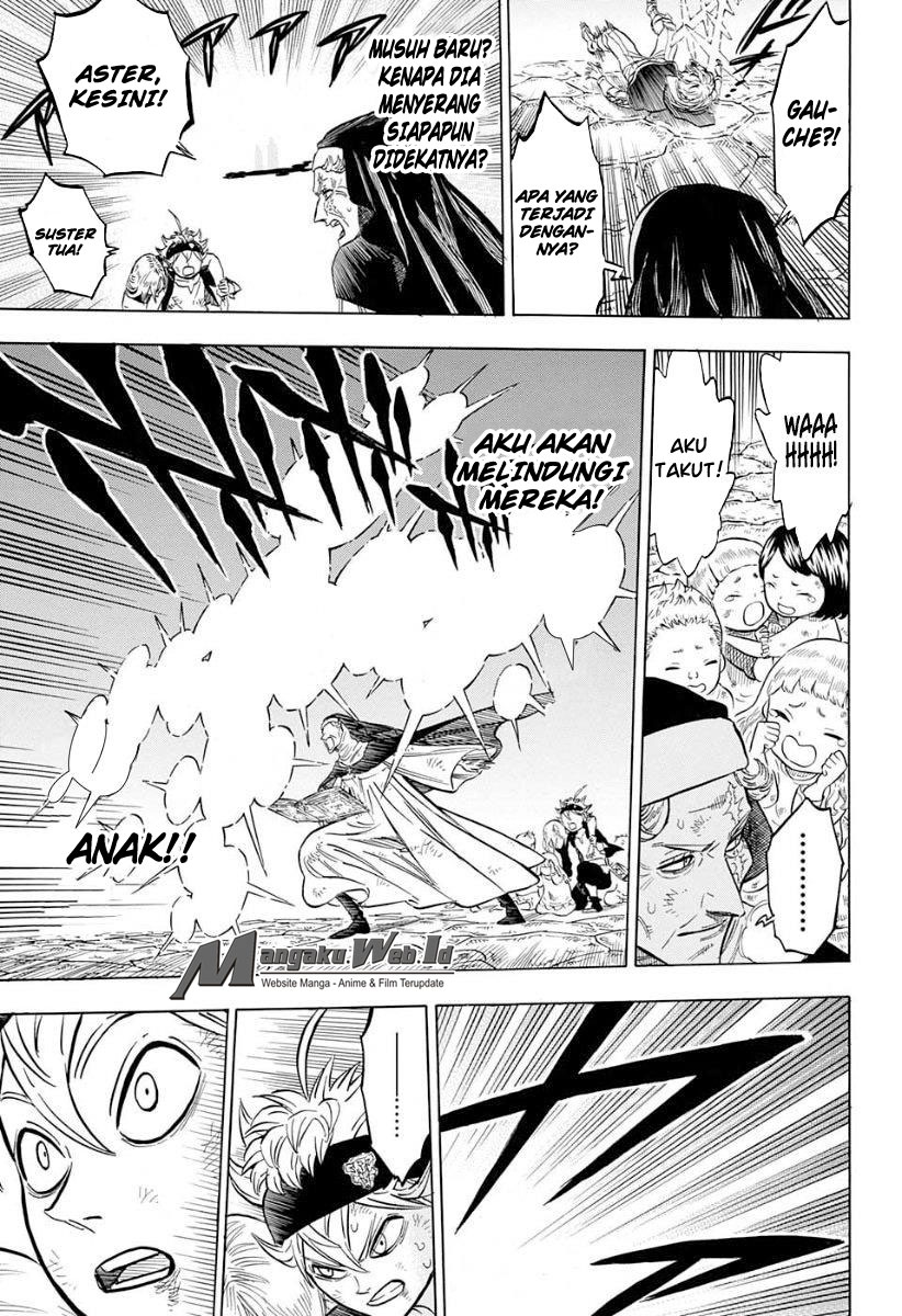 Manga Black Clover Chapter 46 bahasa indonesia