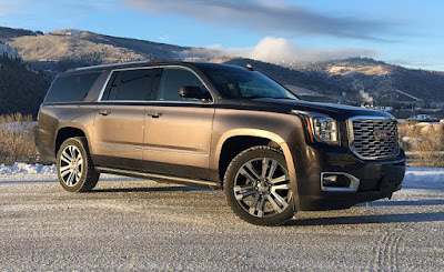 GMC yukon XL Denali 2018 Review, Specs, Price