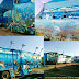 CIRCOS ACUÁTICOS: Exposiciones de acuarios gigantes itinerantes