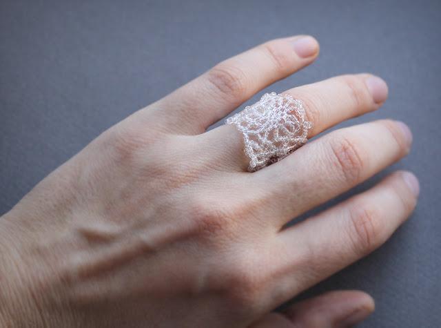 кольцо ажурное купить необычное украшение ручной работы куплю