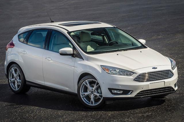 Recall: Ford Focus 2015 e 2016 - risco de incêndio