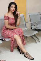Diksha Panth in a Deep neck Short dress at Maya Mall pre release function ~ Celebrities Exclusive Galleries 027.JPG