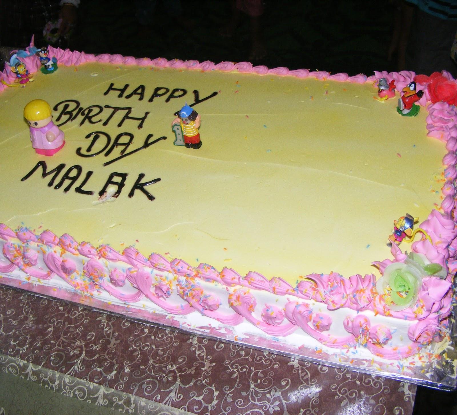 Oyoon Happy Birthday Malak