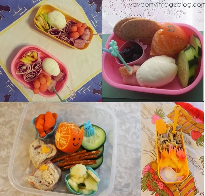 quick and easy kids lunch bento ideas