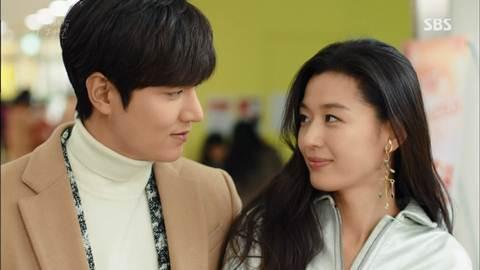 Screenshot Joon Jea and Cheong Yi Very Happy Moments The Legend Of The Blu Sea (2016)  1080p Episode 11 - www.uchiha-uzuma.com