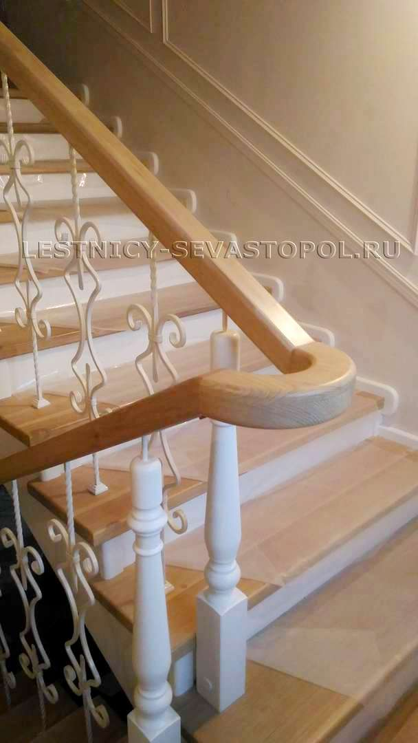 Лестница в доме на второй этаж цена