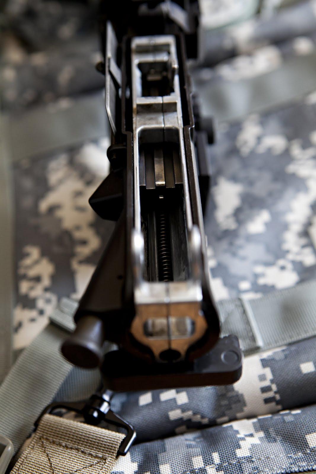 HK416 Close Ups