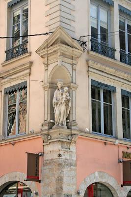 vierge coysevox - visite guidée de Lyon - Nicolas Bruno Jacquet