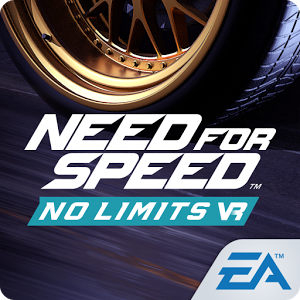 Need for Speed No Limits VR 1.0.0 Apk Mod 2017