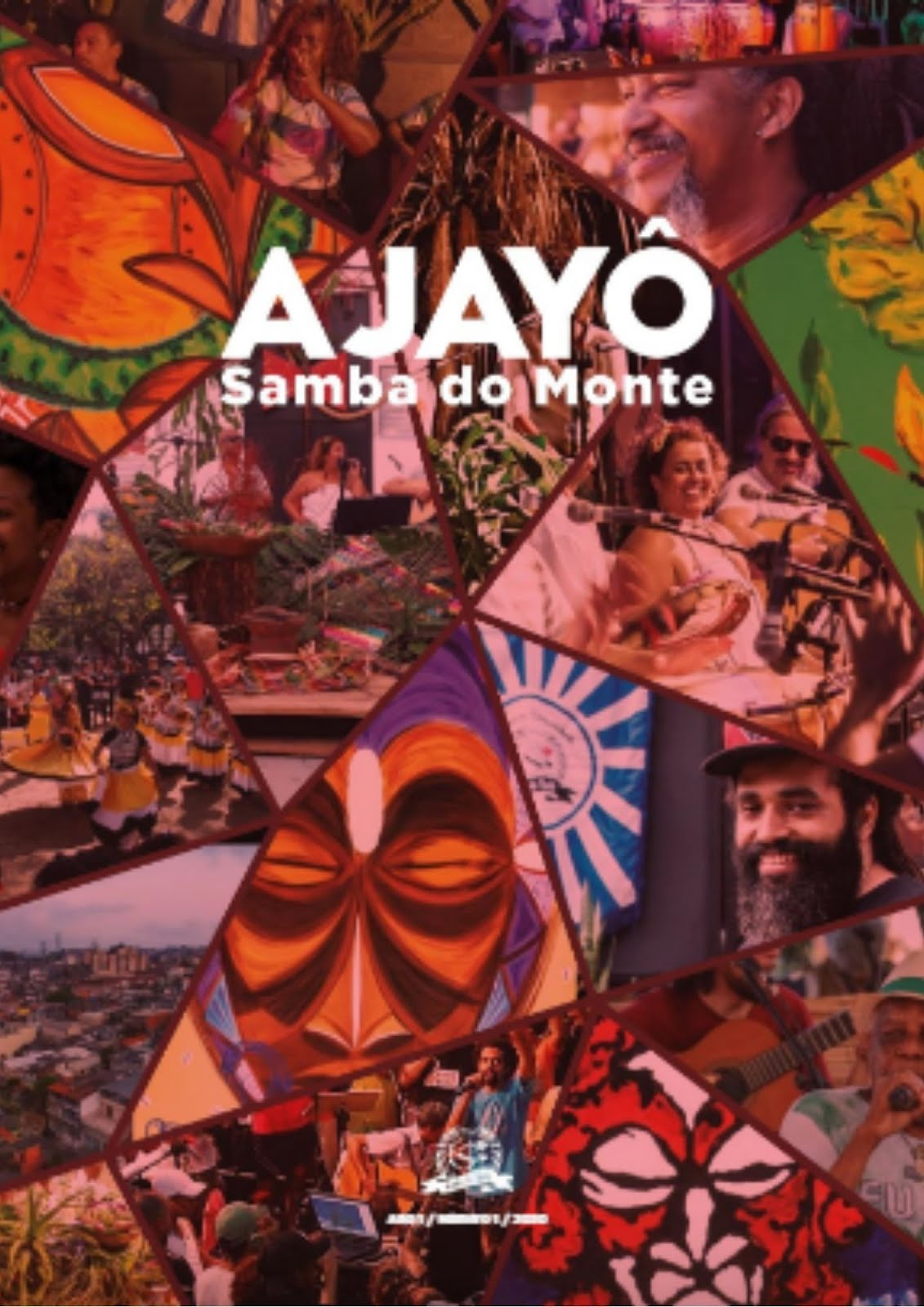 Revista Ajayo Samba do Monte