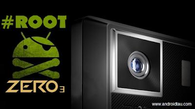 Cara Root Infinix Zero 3 Lewat PC
