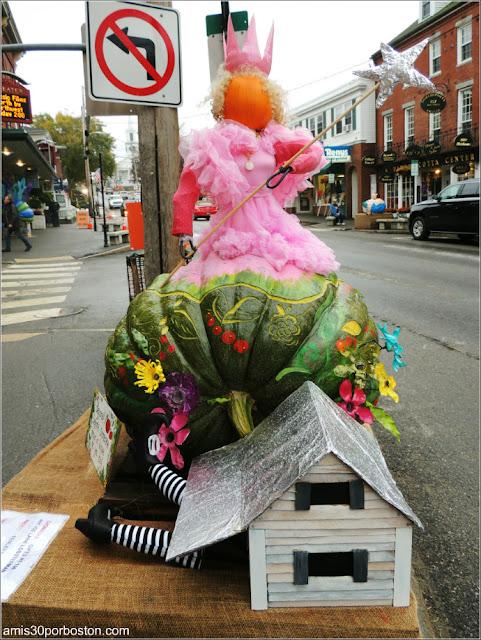Calabazas Decoradas para Halloween: El Mago de Oz