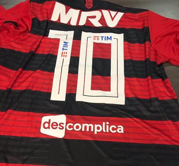 1fa4d76b0b Flamengo acerta patrocínio com plataforma de ensino digital - Show de  Camisas