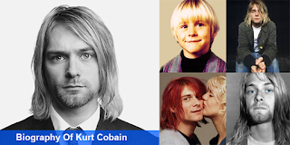 The Biography Of Kurt Cobain – Musician Band Nirvana