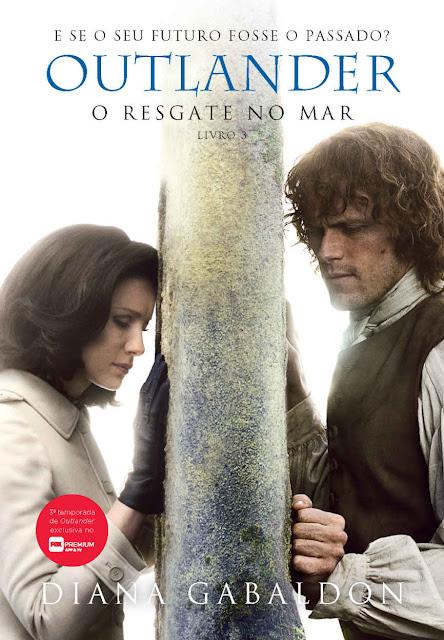 Outlander, o Resgate no Mar - Diana Gabaldon