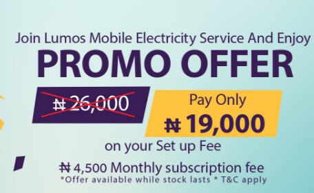 How To Get MTN Lumos Mobile Electricty promo banner