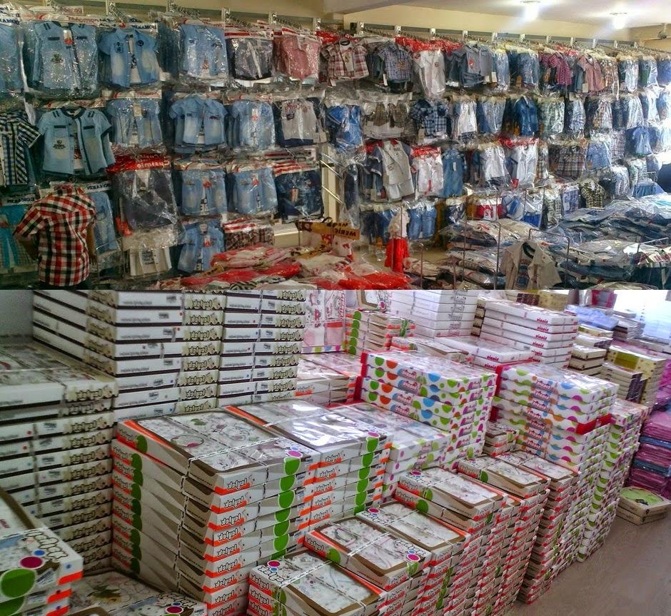 Wholesale Kids Clothing