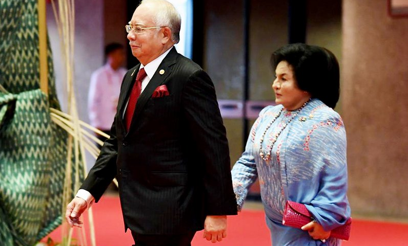 Najib dan Rosmah