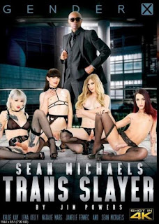 Sean Michaels: Trans Slayer