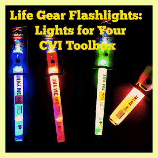 Lights for your CVI Instructional Toolbox