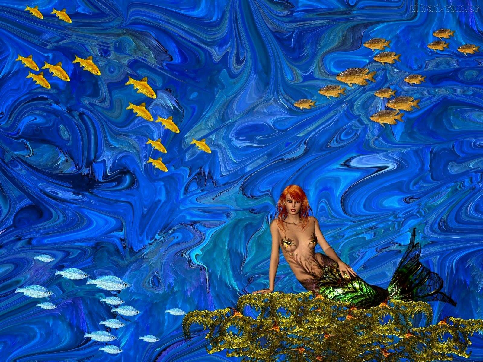 Lindas Gifs E Imagens Wallpapers Fundo Do Mar