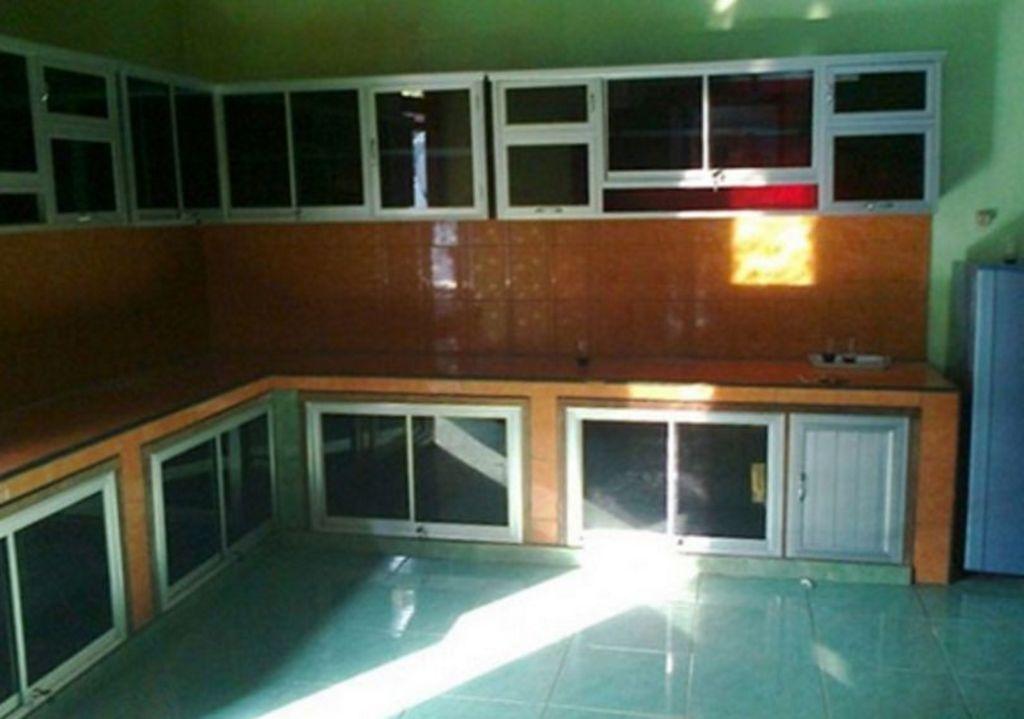 Contoh Interior Untuk Kitchen Set Aluminium Minimalis
