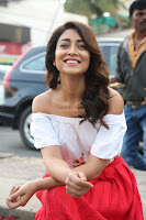 Shriya Saran looks super cute in off shoulder top and Red Skirt ~  Exclusive Celebrities Galleries 059.JPG