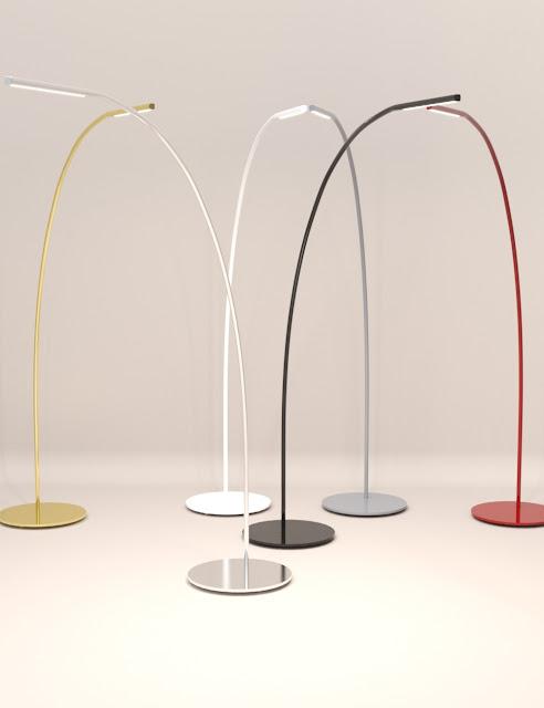 Lamp Light: Floor Lamps for Daz Studio