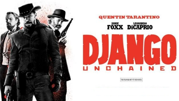 London City Nights Django Unchained 2012 Directed By Quentin Tarantino 4th February 2013