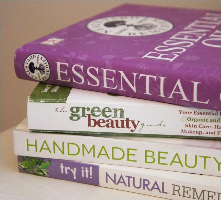 A Natural Living Bookshelf