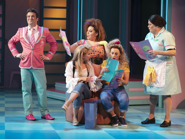 Club Tropicana (UK Tour), New Wimbledon Theatre | Review