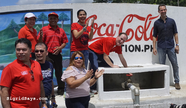 Agos ram pump - Coca Cola Philippines - AIDFI - Negros Occidental small sugar farmers
